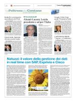 Natuzzi: il valore della gestione dei dati in real time con SAP