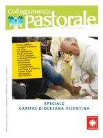 Scarica lo Speciale 2014/15 - Caritas Diocesana Vicentina
