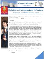 Giuseppe - Rotary Club Prato