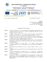 nomina commissione valutazione pon e1