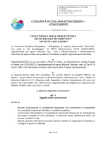 Allegato - Comunità Rotaliana