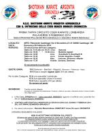 GARA SKA 9 FEBBRAIO 2014 Circolare di gara-1