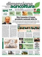 Dino Scanavino è il nuovo presidente nazionale