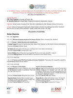 Bari Conference 8_9 sept Programme