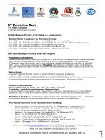 Info e Regolamento Bovalino Run