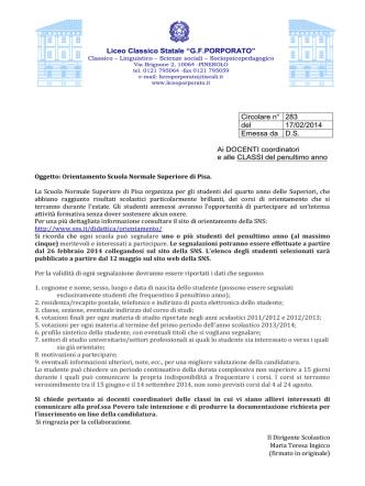 283-Scuola Normale Superiore di Pisa (pubb.: 17
