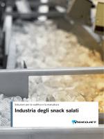 Industria degli snack salati