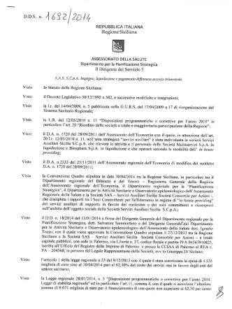 D.D.S. n. 1692 del 17 ott. 2014