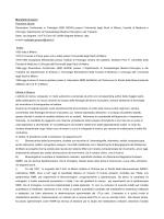 Maristella Gussoni Posizione attuale Ricercatore Confermato in