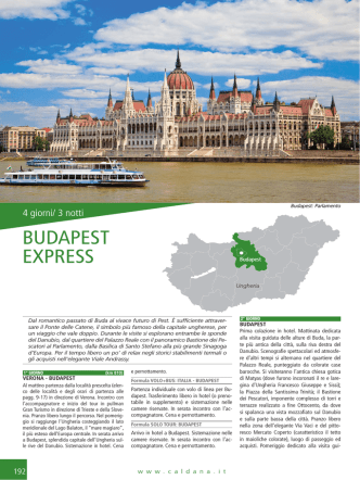 BUDAPEST EXPRESS