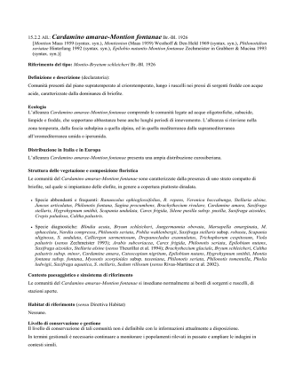 15.2.2 Cardamino amarae-Montion fontanae