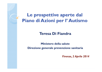 (Microsoft PowerPoint - Firenze apr 14 autismo TDF \(3\).ppt [modalit