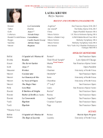 repertoire - Wolverton Artists Management