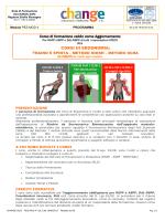 programma ERGONOMIA giugno 2014