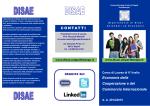 Brochure del corso - dipartimento di studi aziendali ed economici