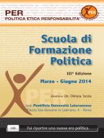 Programma - Pontificia Università Lateranense