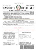 Regolamento di organizzazione - Ministero del Lavoro e delle