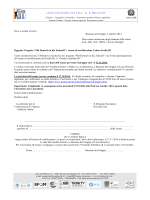 """LICEO GINNASIO STATALE """"GB BROCCHI"""" Bassano del Grappa, 7"""
