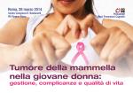 Tumore della mammella nella giovane donna: