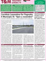 Corridoio Laurentina-Tor Pagnotta Il Municipio