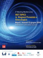 HOT TOPICS in Diagnosi Prenatale e Ginecologica