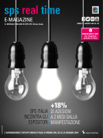 E-MAGAZINE - SPS IPC Drives Italia