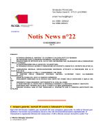 Notis News n°22