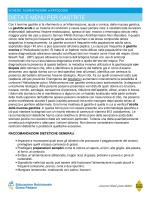 dieta e menu per gastrite - Educazione Nutrizionale Grana Padano