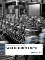 Guida dei prodotti e servizi