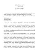 Storia della Biomeccanica - Università degli Studi di Cassino