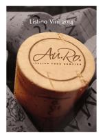 Catalogo Vini 2014