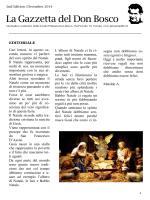 La Gazzetta del Don Bosco - Scuola Primaria Don Bosco Verona
