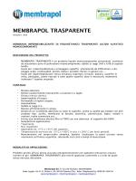 Membrapol Trasparente