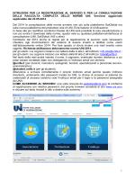 Guida registrazione norme UNI