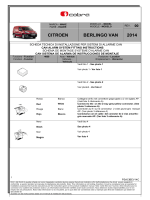 CITROEN BERLINGO VAN 2014