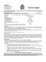 Bollettino tecnico (pdf)