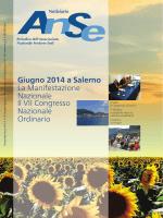 Giugno 2014 a Salerno La Manifestazione Nazionale Il VII