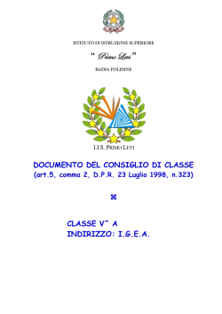 DOCUMENTO 5A IGEA