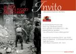Presentazione libro - Comando Provinciale VIGILI DEL FUOCO di