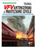 doc Copertina - Associazione Nazionale Vigili del Fuoco Volontari