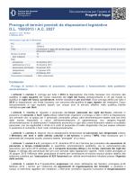 Proroga di termini previsti da disposizioni legislative D.L. 150/2013