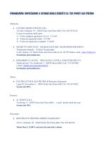 Programma convenzioni - TSN Ponte San Pietro