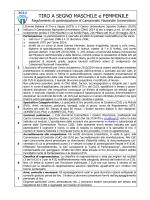 Regolamento - CNUMilano2014