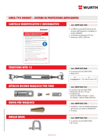 Cartello identificativo e informativo