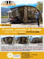 Il nuovo concetto di Garage