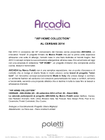 """""""VIP HOME COLLECTION"""" AL CERSAIE 2014"""
