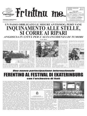 Aprile - Pro Loco Ferentino