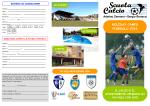 """holiday camps pinerolo 2014 - Scuola Calcio """"Adelino Zennaro"""
