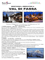VAL DI FASSA - ARCIALLEGRI