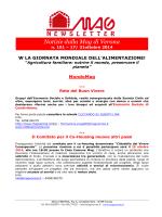 Newsletter n.101 (3-17 ottobre 2014)